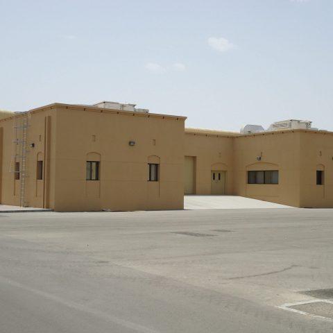 Wudam Warehouse, MOD