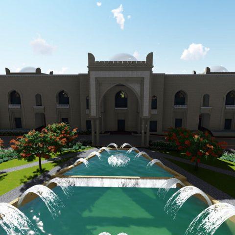 Sheikh Villa